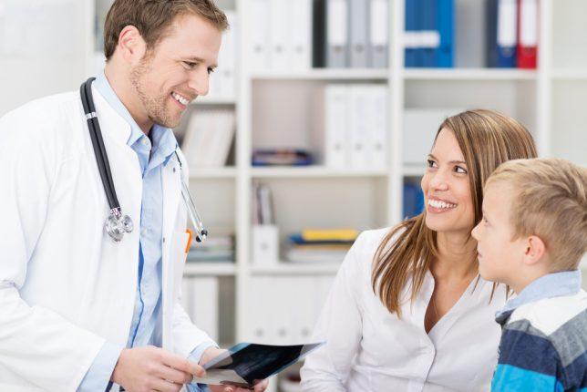 Lekarz rodzinny a lekarz dziecięcy